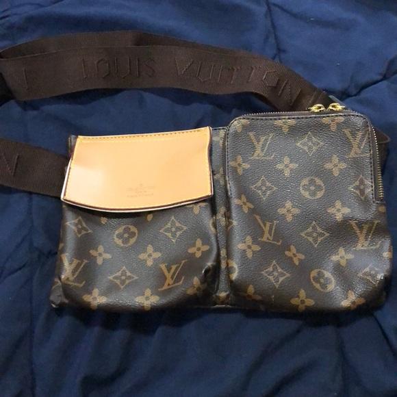 0fea481a235d Bootleg Louis Vuitton Other - Vintage 90 s bootleg Louis Vuitton fanny pack